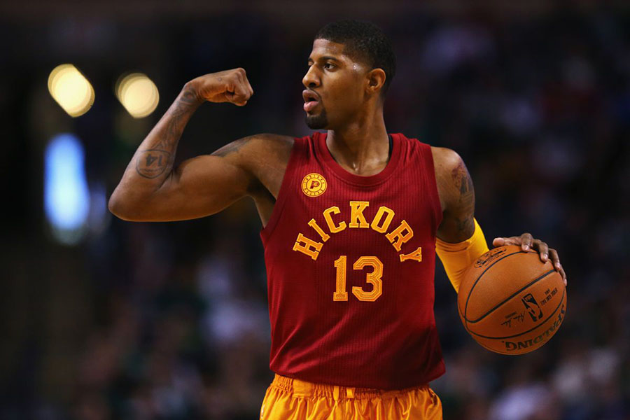 indiana hickory paul george