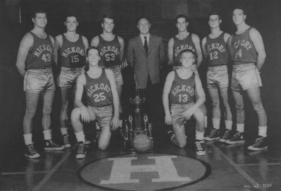 indiana hickory hoosiers