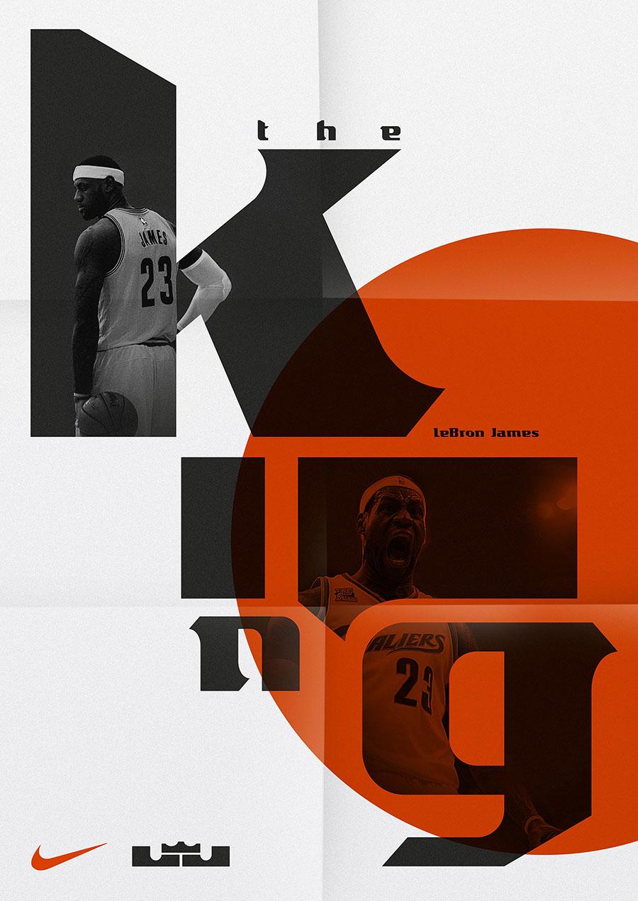 LeBron James font