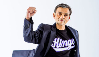 Vivek Ranadive Sacramento Kings