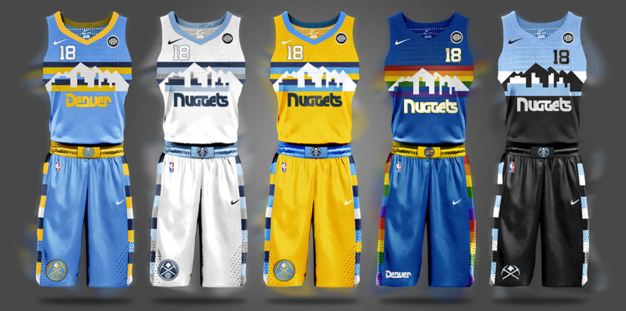 Begley NBA Denver Nuggets
