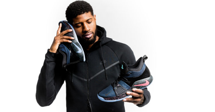 Paul George scarpa Nike PG2