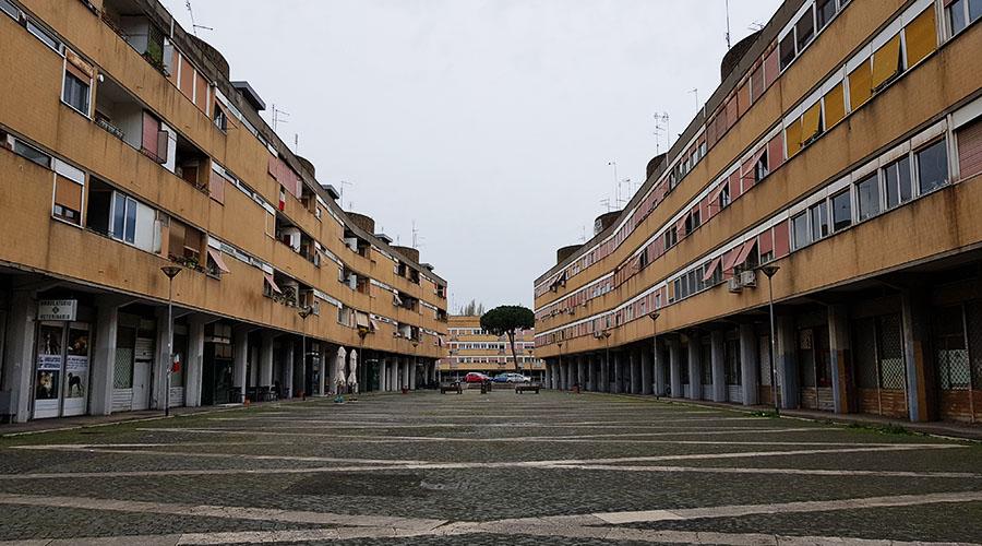 Villaggio Olimpico Roma