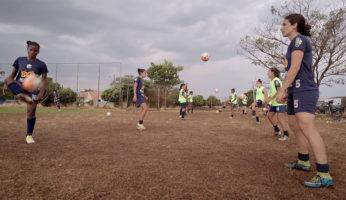 A Girls'Game calcio un gioco da ragazze