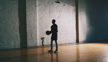 basketball training crossover
