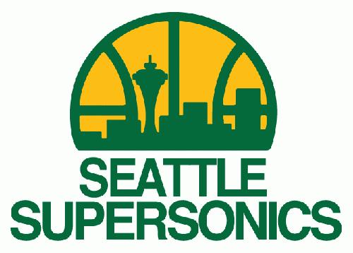 Logo Seattle SuperSonics