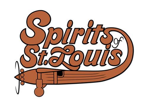 logo spirits of st. louis basket ABA