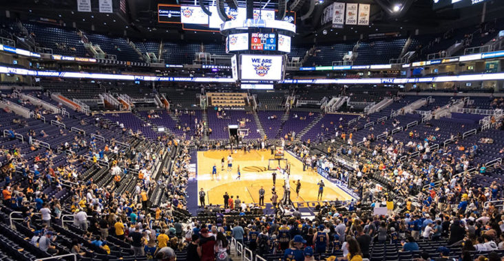 Phoenix Suns Talking Stick Resort Arena