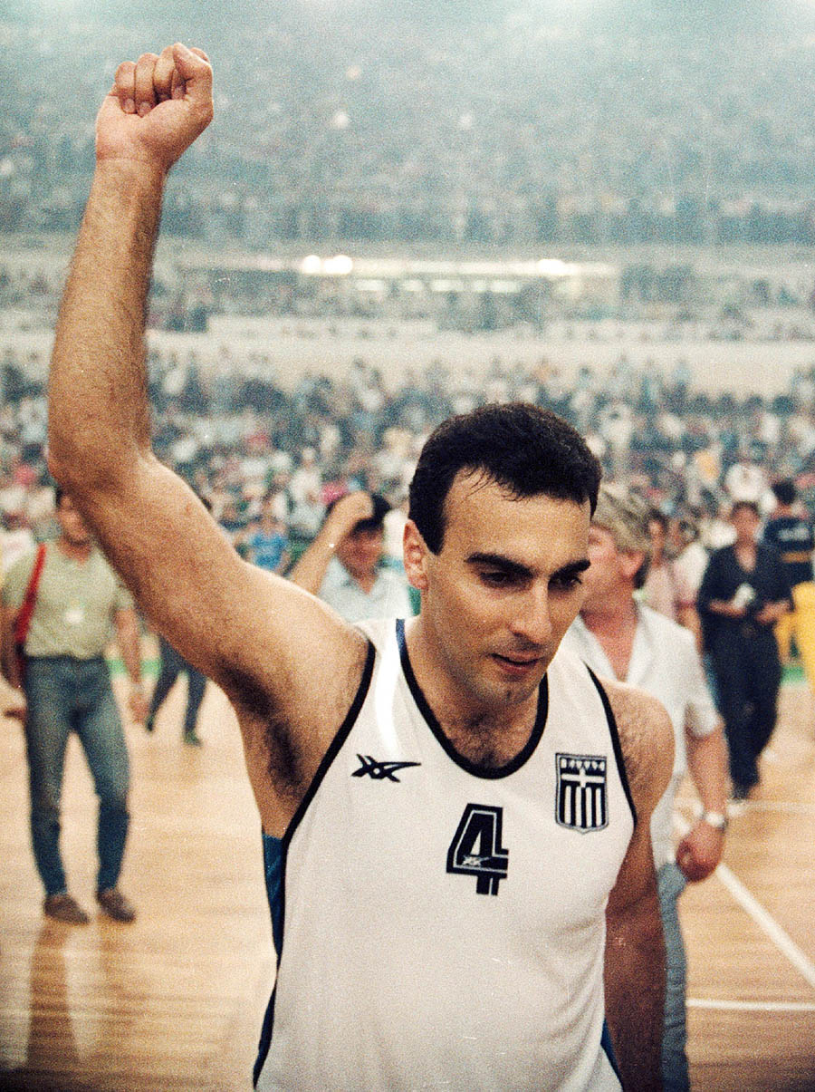 Grecia 1987 Galis