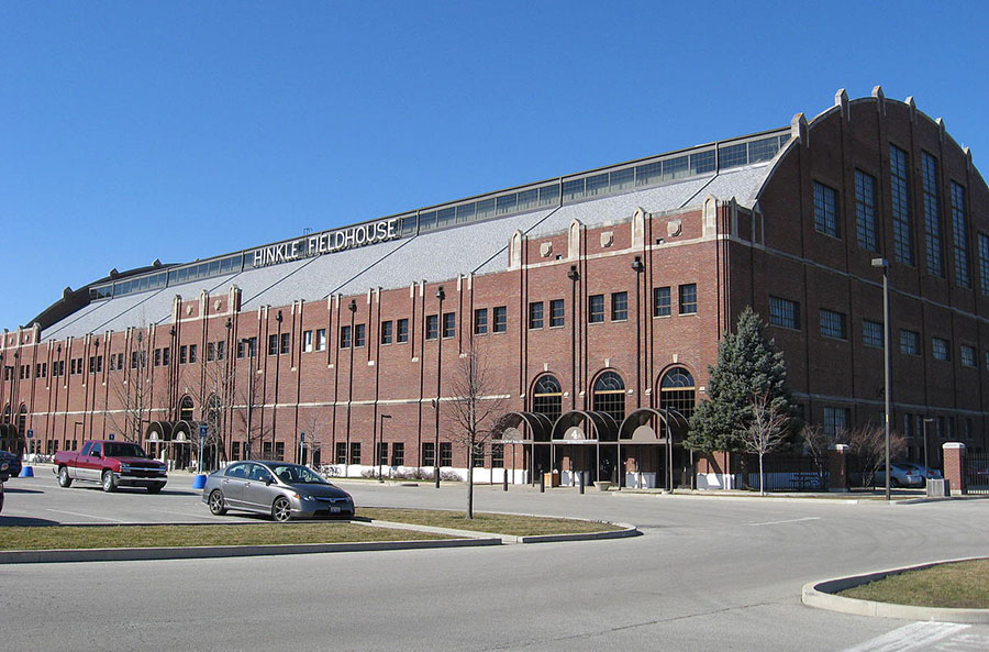 indiana hickory hinkle fieldhouse