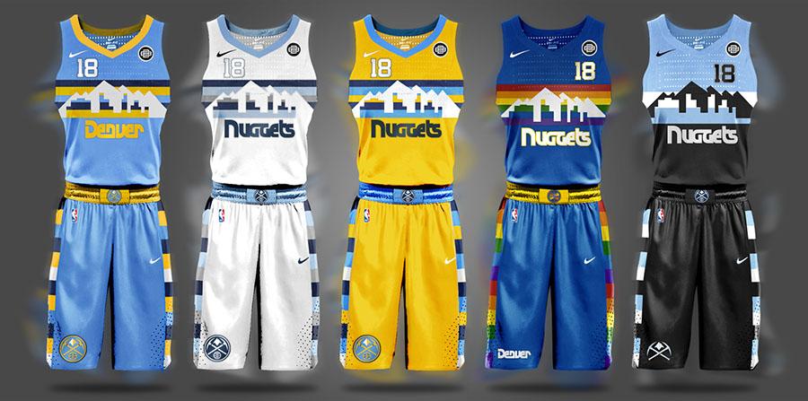 Begley NBA Denver Nuggets