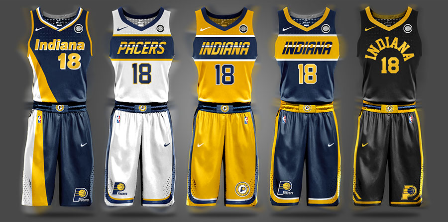 Begley NBA Indiana Pacers