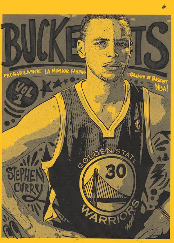 Buckets fanzine