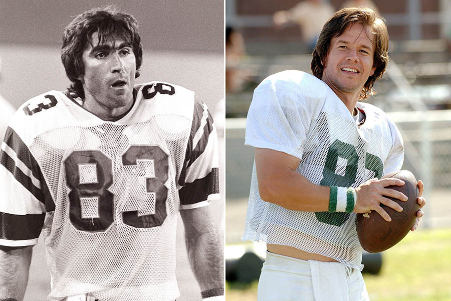 Vince Papale Mark Wahlberg