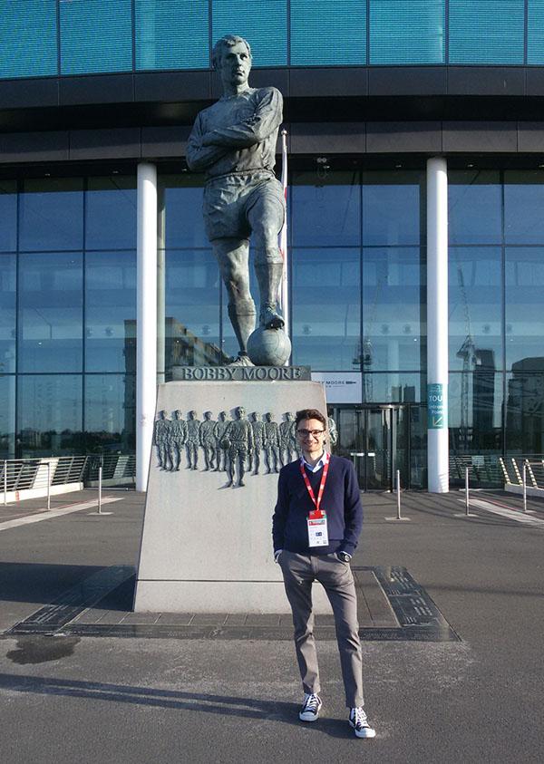 Archistadia Wembley Bobby Moore
