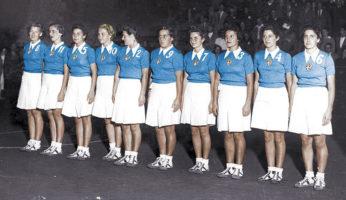 italia basket femminile 1938