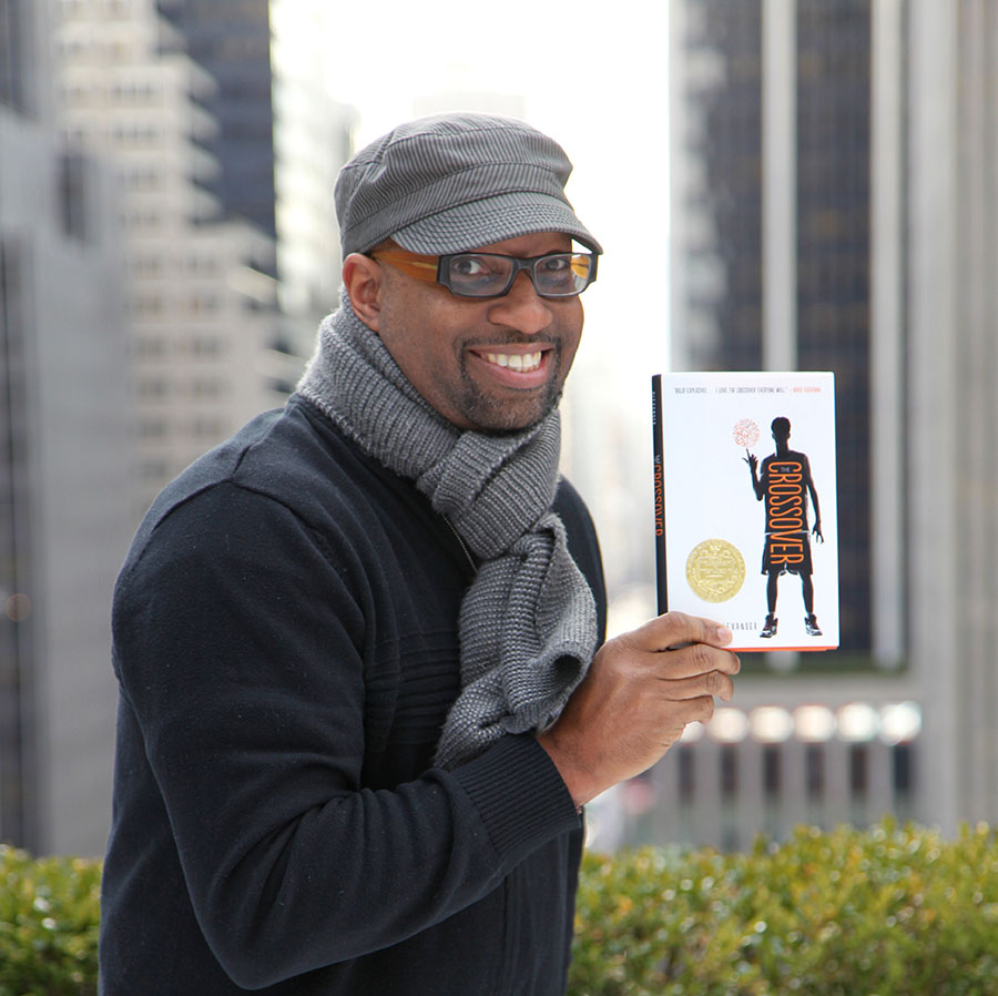 Kwame Alexander Crossover