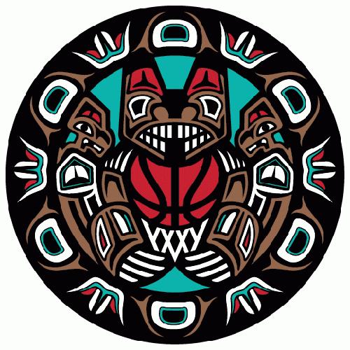 logo vancouver grizzlies alternate