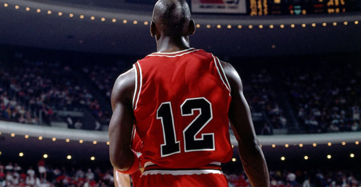michael jordan 12 chicago bulls