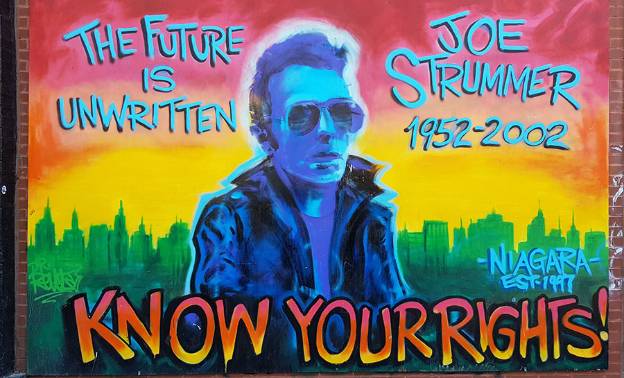 new york joe strummer tompkins square east village