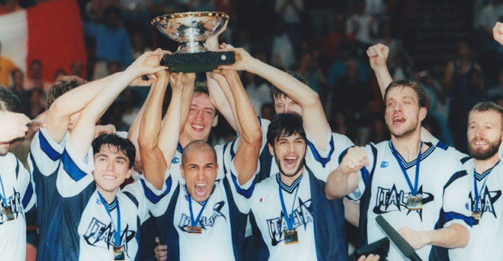 parigi 1999 vent'anni dopo italia campione europa basket