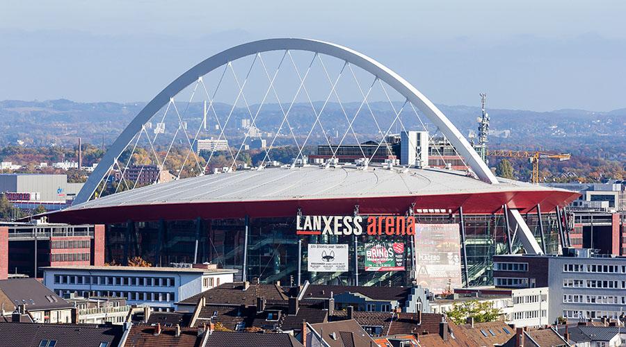 arene eurobasket 2021 Lanxess Arena Köln Colonia
