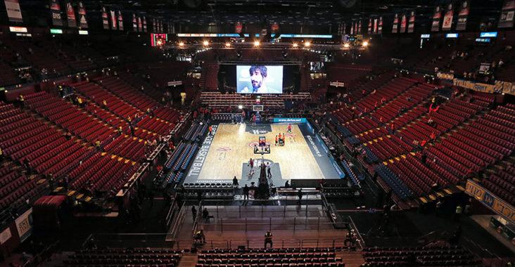 arene eurobasket 2021 mediolanum forum milano assago