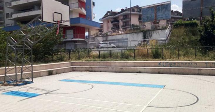 playground isernia molise le piane campetto