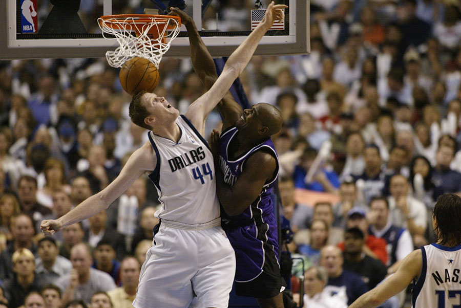 giocatori nba più alti shawn bradley dallas mavericks