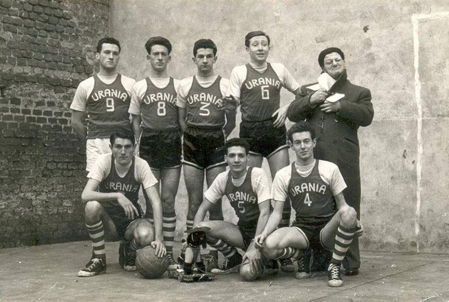 urania basket milano wildcats