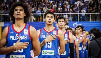 filippine basket