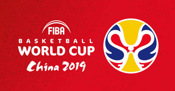 logo mondiali di basket 2019