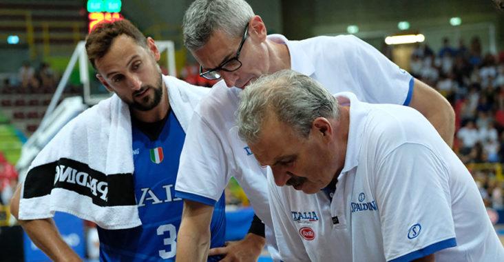 Marco Belinelli Meo Sacchetti