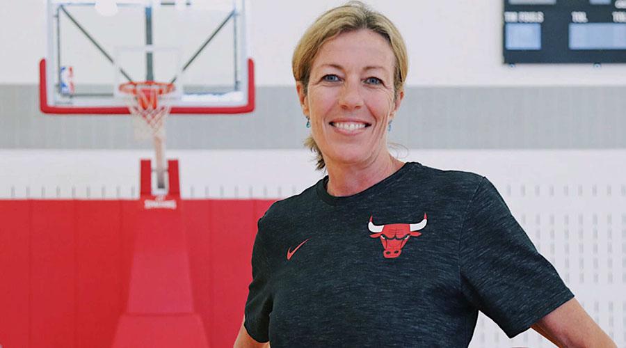 donne che allenano in NBA karen stack umlauf