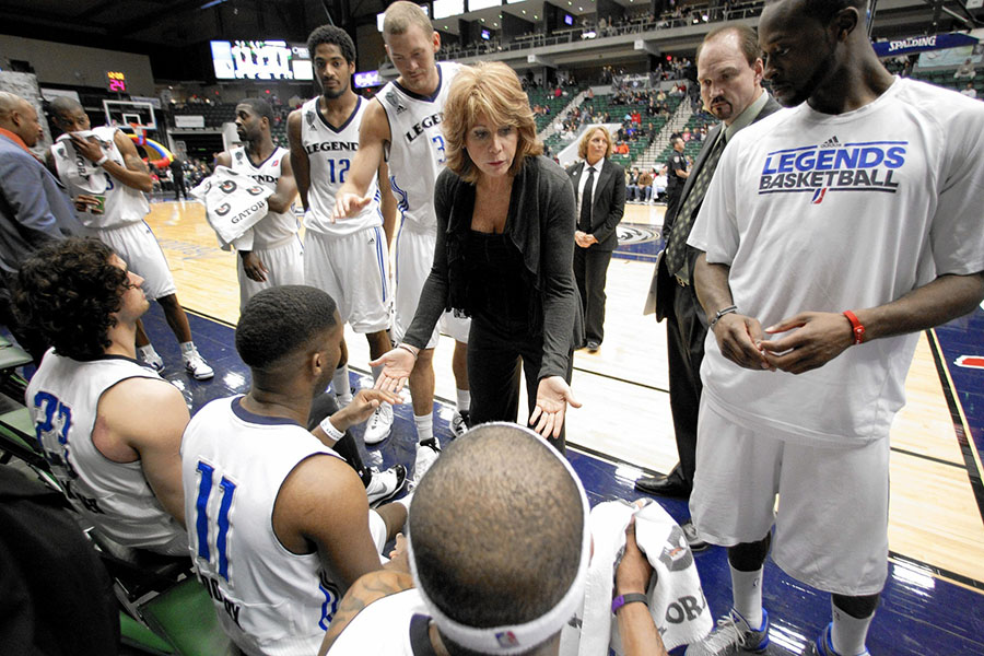 donne che allenano in NBA nancy lieberman