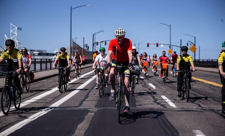bill walton bicicletta