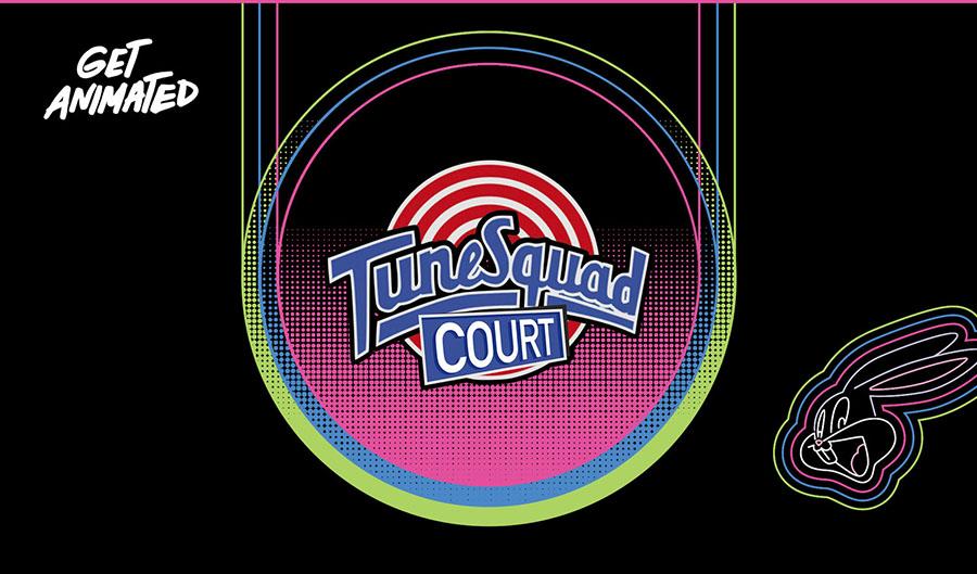 tune squad court space jam brooklyn new york
