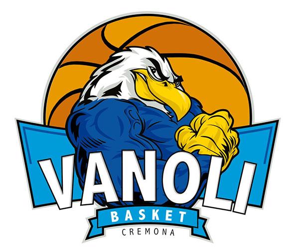 vecchio logo vanoli basket cremona