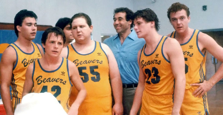 voglia di vincere teen wolf film basket