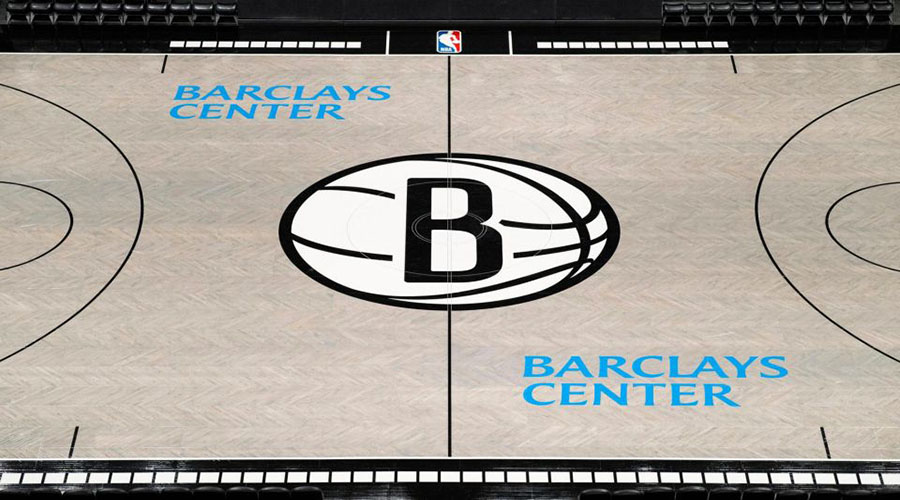 brooklyn nets nuovo parquet