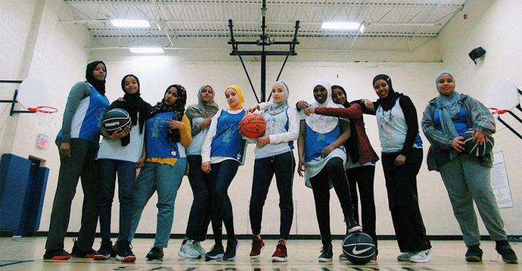 hijabi ballers canada