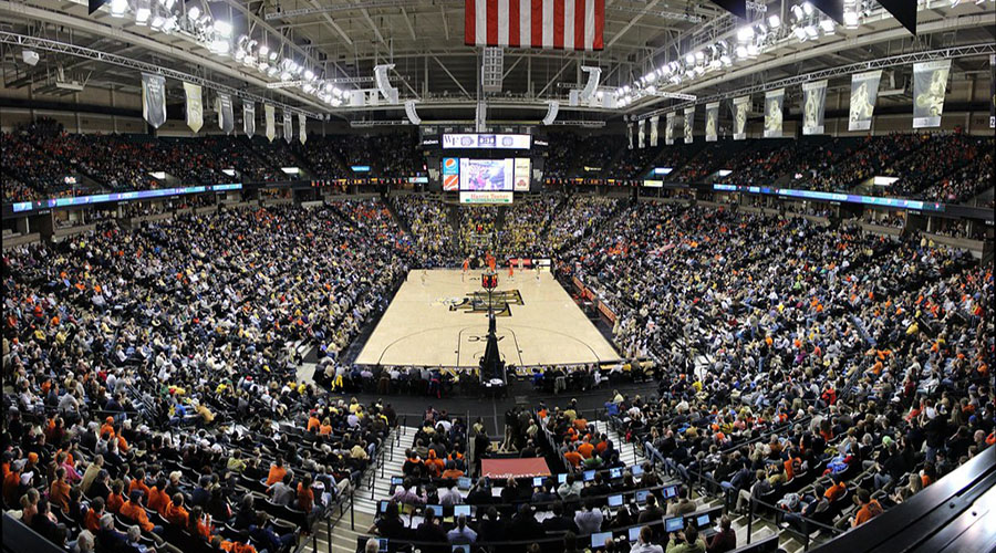 lawrence joel coliseum wake forest