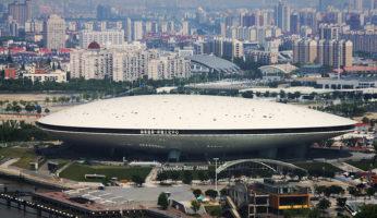 mercedes-benz arena shanghai