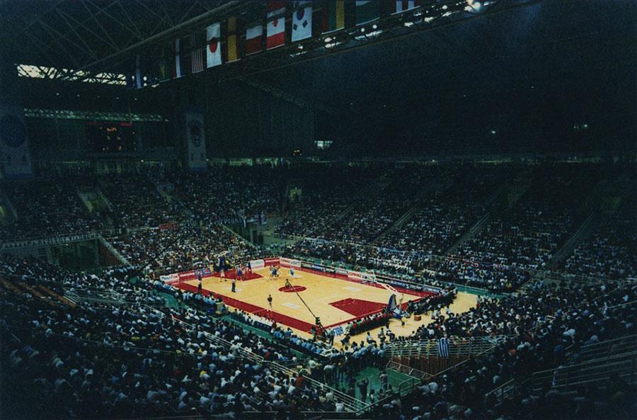 mondiali di basket 1998 atene pireo