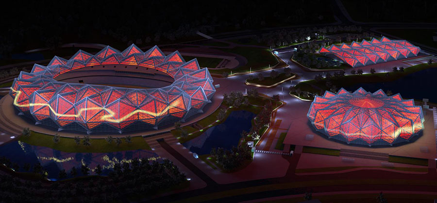 shenzhen universiade arena