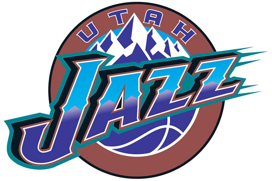 utah jazz logo montagna