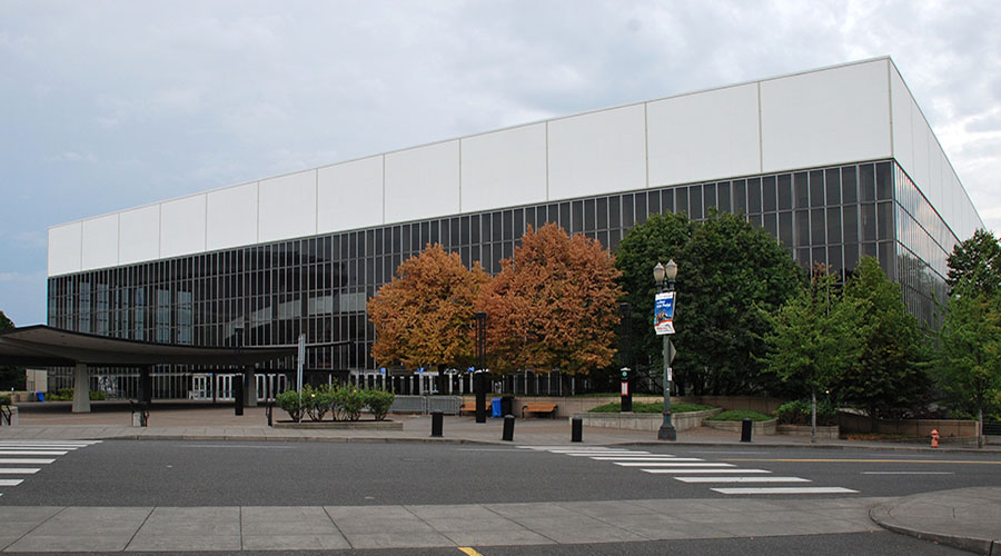 veterans memorial coliseum portland