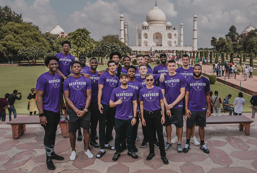 nba india sacramento kings