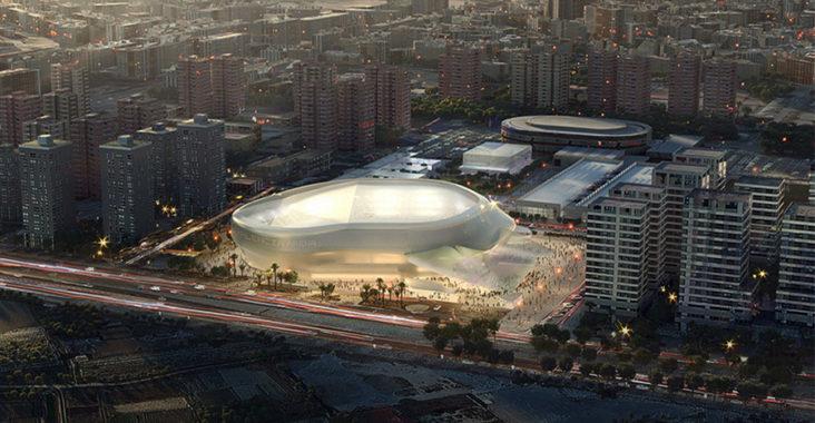 nuova arena valencia