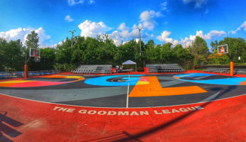 basketball journey the goodman league